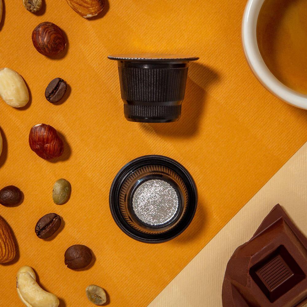 Capsule Casa Felmoka Compatibili Nespresso (formato famiglia)