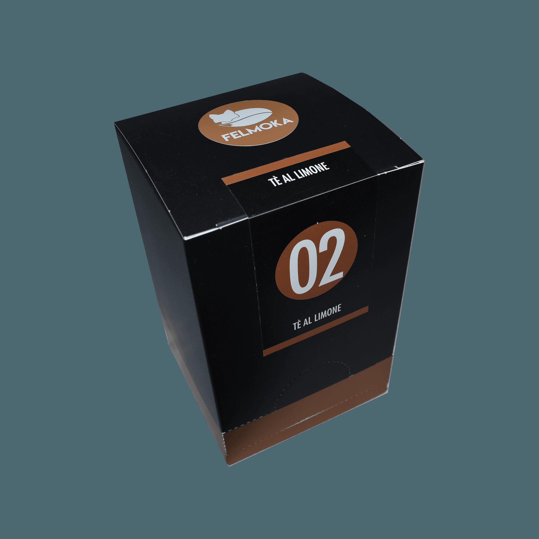 N 02 – Tè al limone